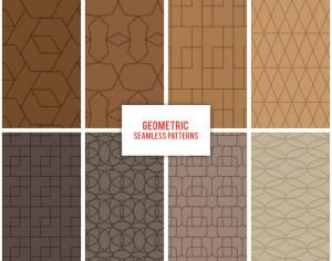 Geometric Seamless Patterns Photoshop brush