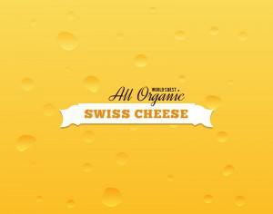Swiss Cheese Background Photoshop brush
