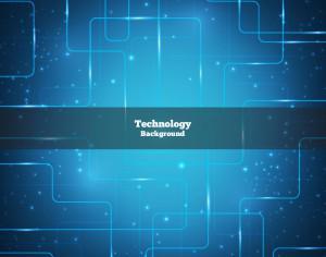 Vector Technology Background Photoshop brush