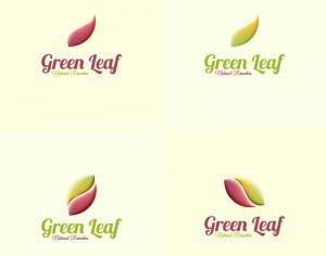 Leaf Logo Photoshop brush