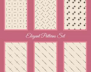 Elegant Patterns Set Photoshop brush