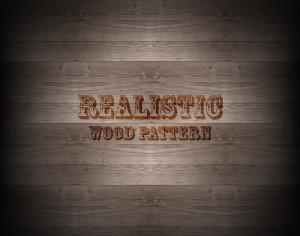 Realistic Wood Pattern Photoshop brush