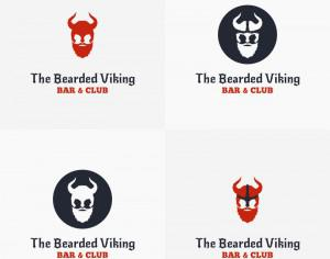 The Bearded Viking Vector Logo Photoshop brush