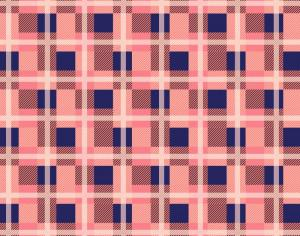 Plaid background Photoshop brush
