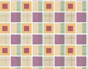 Geometric plaid background Photoshop brush