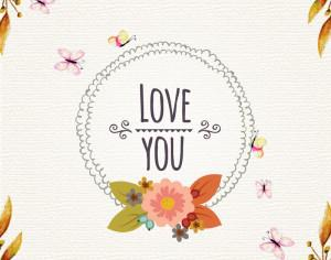 Vintage floral illustration with frame and butterflies Photoshop brush