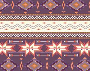 Aztec background Photoshop brush