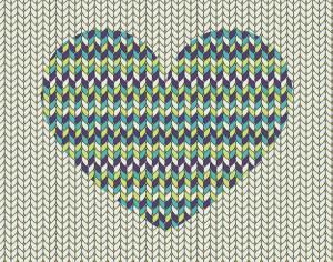 Romantic fabric pattern Photoshop brush
