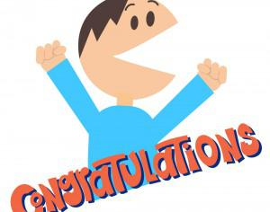 Man Says Congratulations Photoshop brush