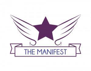 The Manifest Logo Photoshop brush