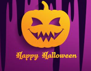 Halloween pumpkin Photoshop brush