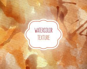 Watercolor background Photoshop brush
