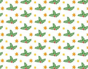 Christmas pattern  Photoshop brush