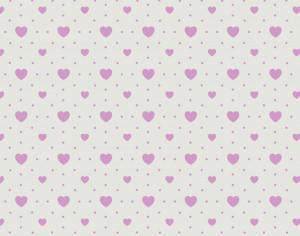 Love pattern Photoshop brush