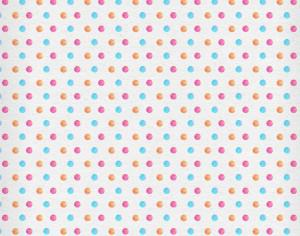 Watercolor polka pattern Photoshop brush