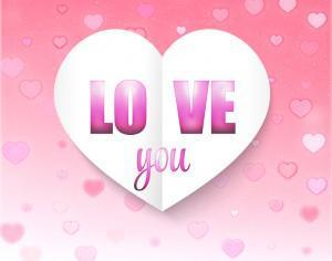Valentine's Day Illustration Photoshop brush