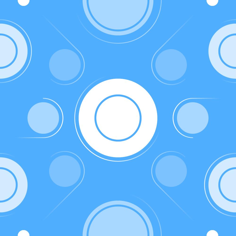 Light Circles Pattern Photoshop brush