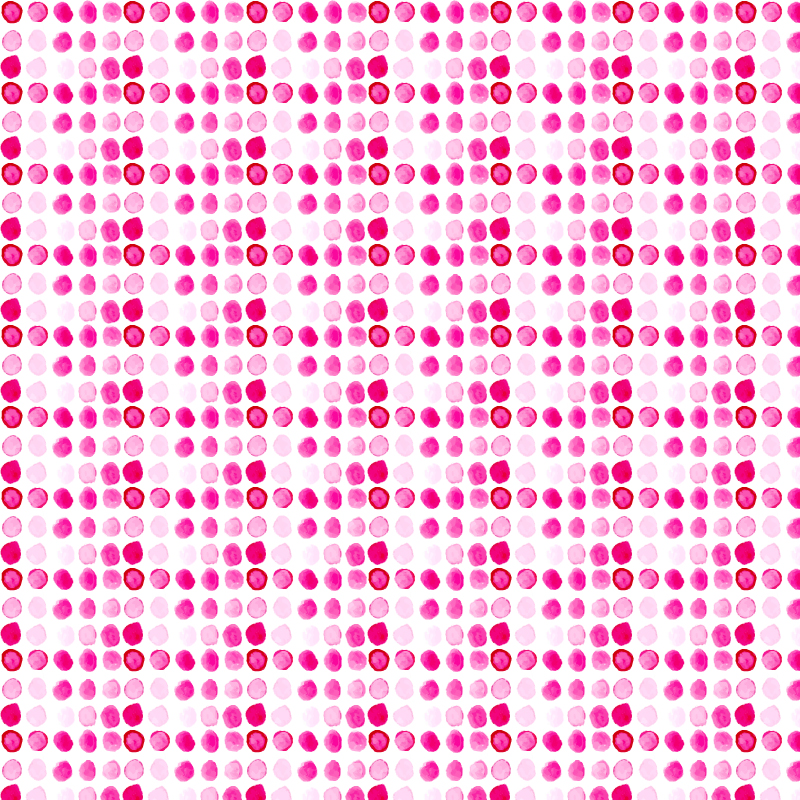 Watercolor vector pattern with dots Photoshop brush
