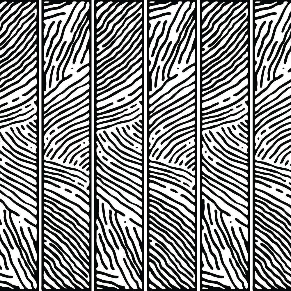 Hand Drawn Lined Pattern Photoshop brush