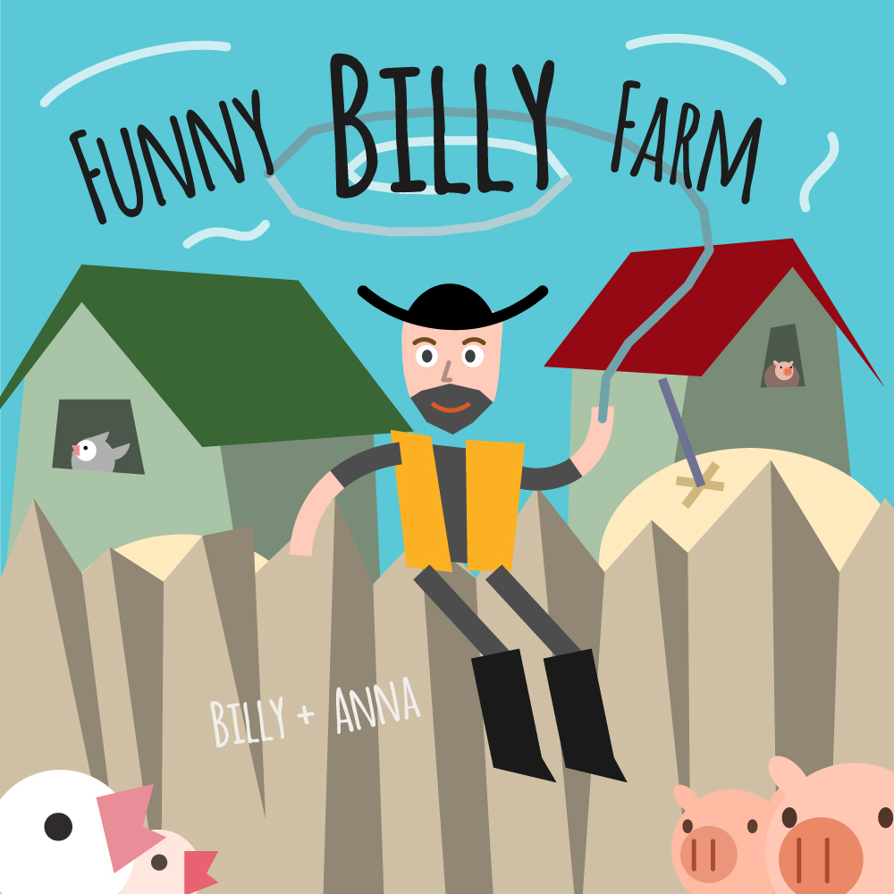 Some farmer or cowboy character sitting on the fence. Free for vector design Photoshop brush