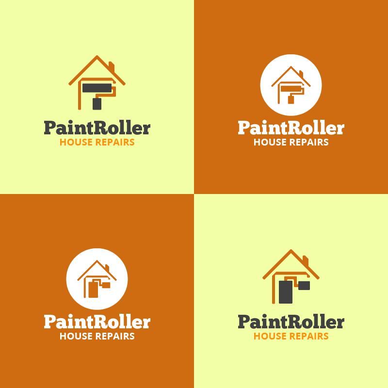 House renovation icon Photoshop brush